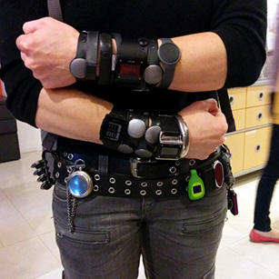 man-wearable-technology-belts-watches-trackers-overload