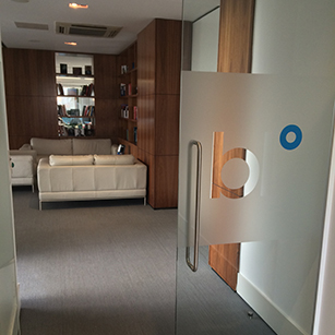 welcome-to-blue-latitude-health-door-logo-sofas-office